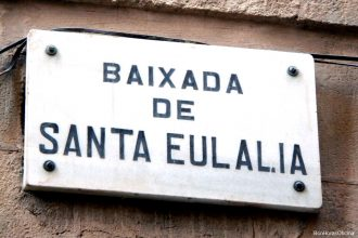 Baixada de Santa Eulalia