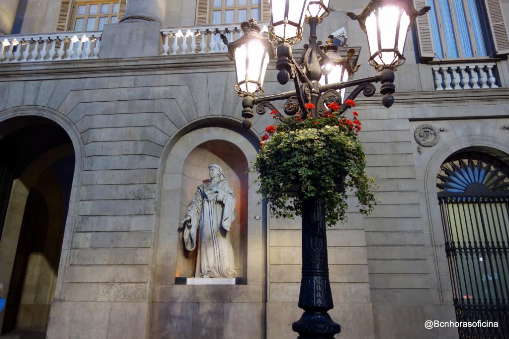 Joan Fiveller. Ajuntament de Barcelona