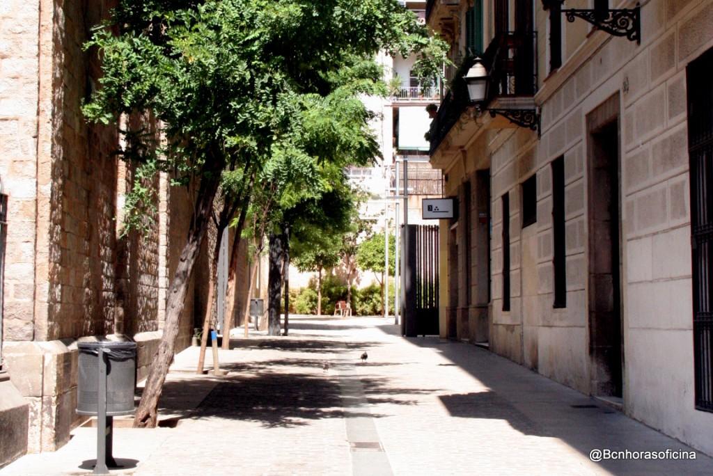 Passatge de Jaume Oliveras i Prats