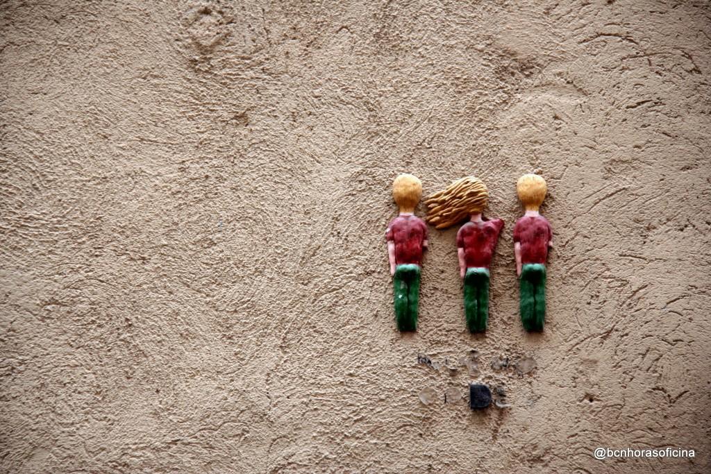 Figuras de barro