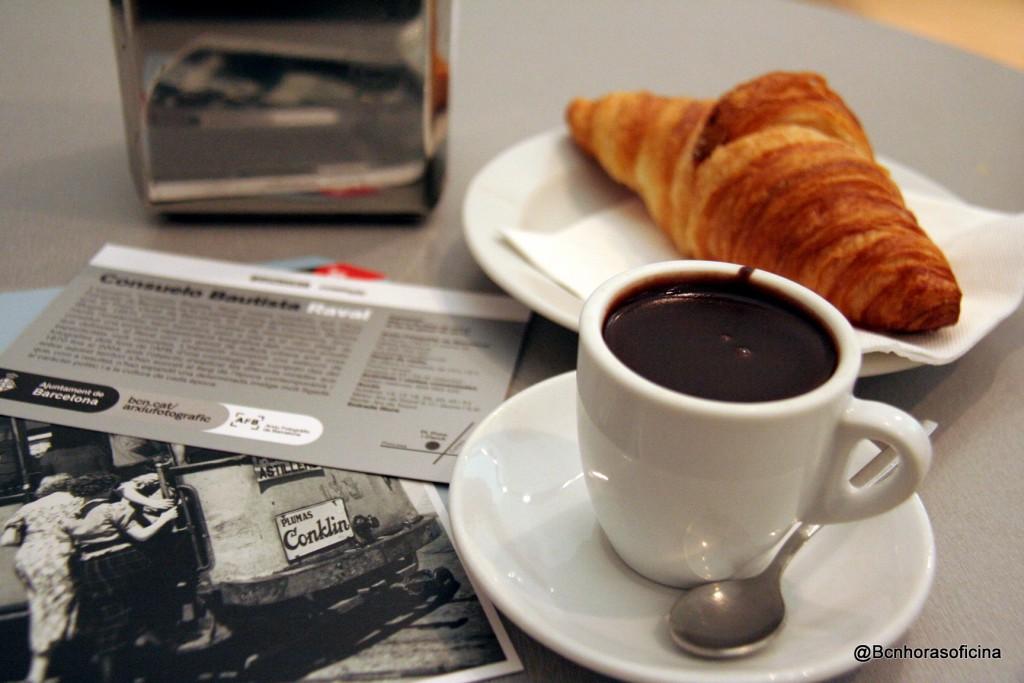 El mejor chocolate a la taza de Barcelona