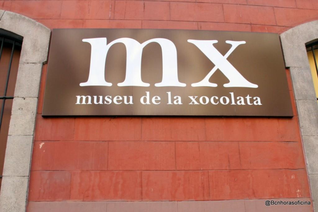 Museu de la Xocolata al carrer Comerç, junto al Born