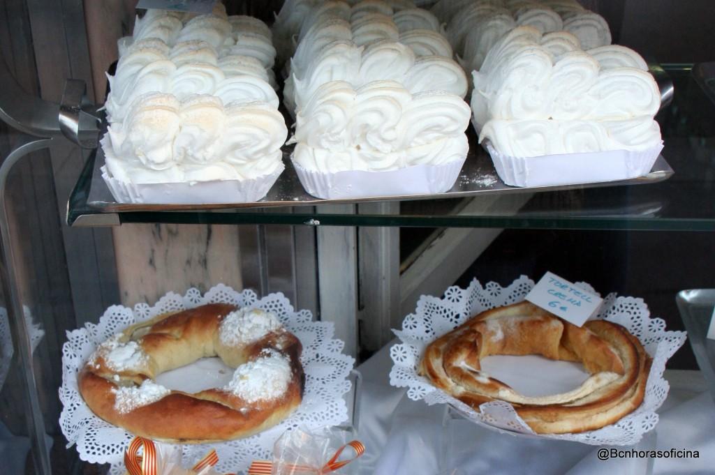 Tortells y merengues: pasteles sencillos para la gente del barrio