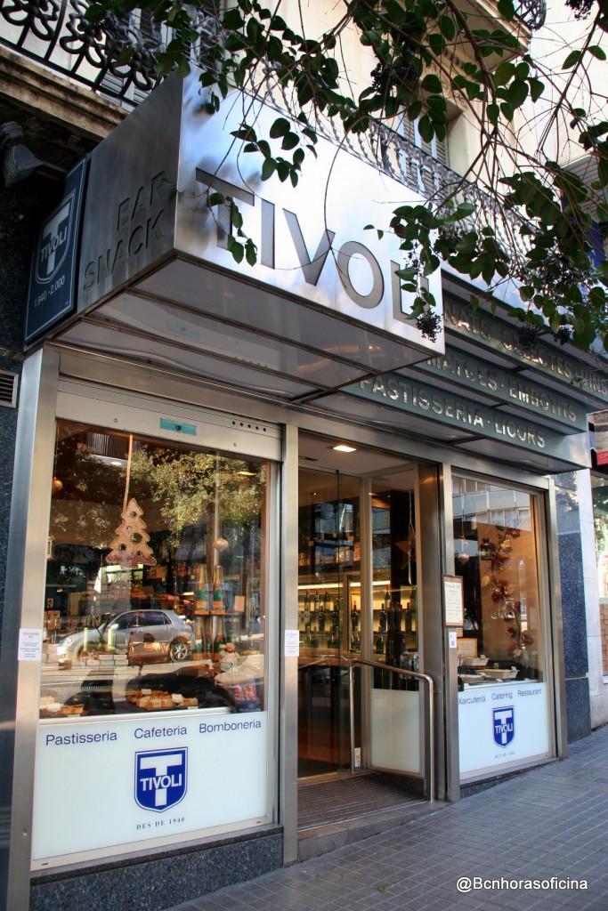 El Tivoli antes de cerrar definitivamente sus puertas