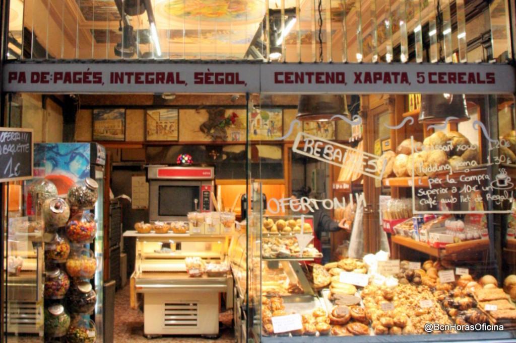 Famoso por las rosquillas de Sant Jordi y el horno de cocción de finales del s. XVIII