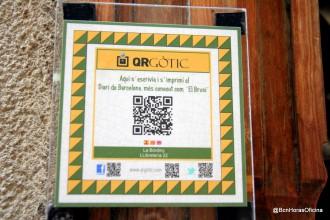 Historia y turismo con códigos QR