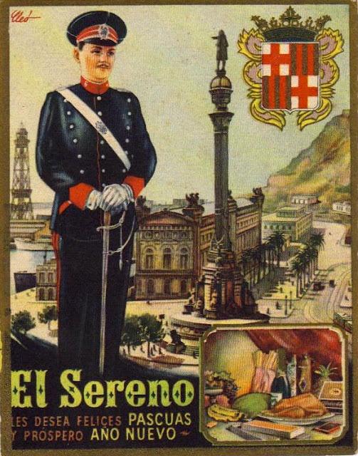 El sereno, figura histórica de la ciudad