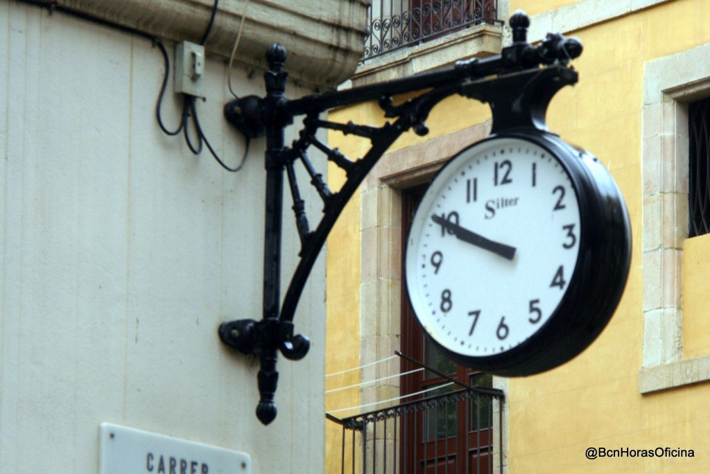 Relojes gigantes