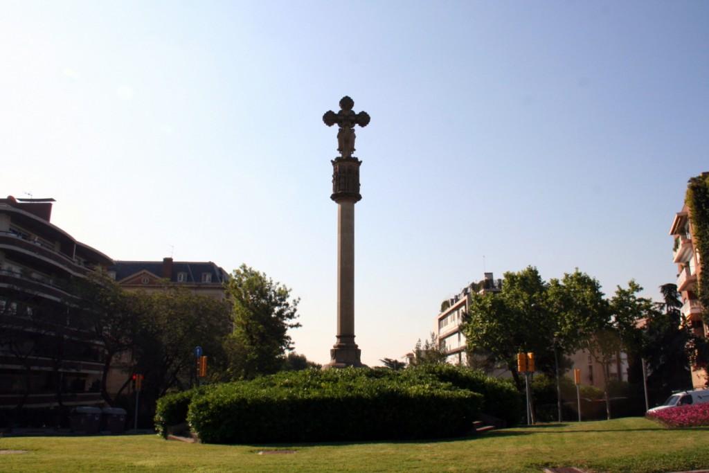 La cruz de Pedralbes