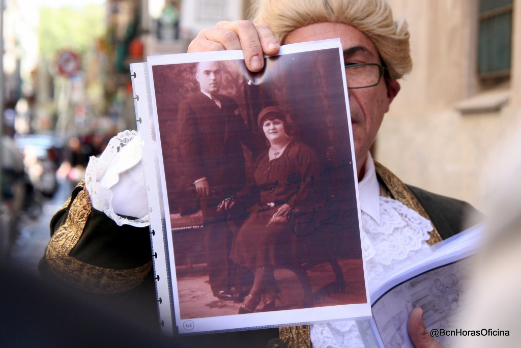 Francisco Codoñer y Mercè Belenguer
