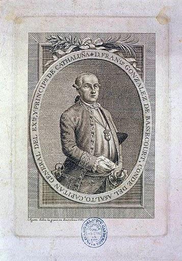 Francisco González de Bessecourt