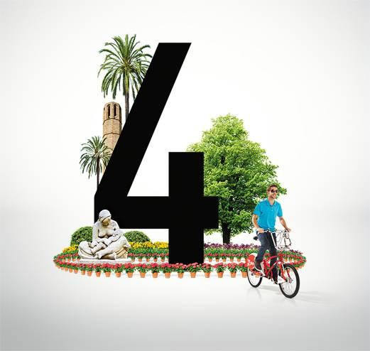 L4S CORTS. Piérdete por sus parques y jardines