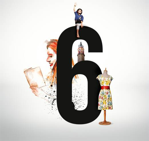 6RÀCIA. Descubre cultura y creatividad en cada rincón