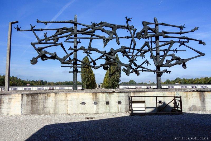 Sitio memorial de Dachau