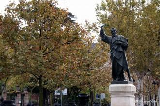 Estatua de Pau Claris