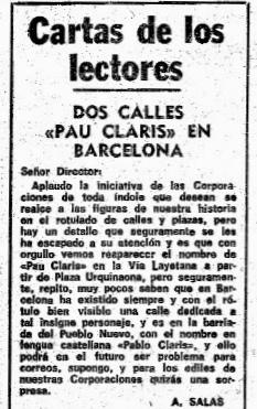 Fuente: La Vanguardia, 12 de septiembre de 1979