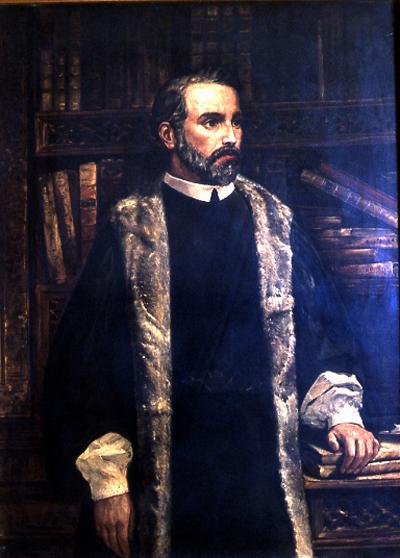 Retrato de Pau Claris. Antoni Reynes (1880) Foto: Reial Acadèmia de Bones Lletres