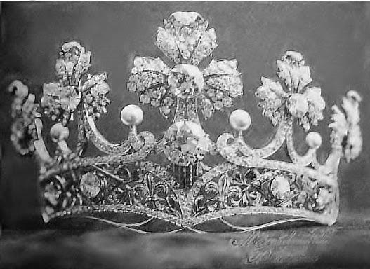 La diadema desaparecida de la reina Victoria Eugenia