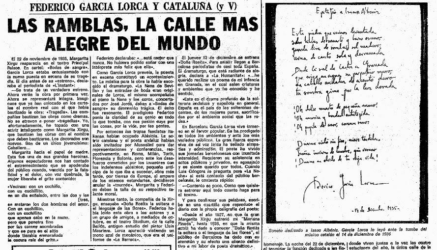 La Vanguardia. Miércoles, 7 de julio de 1976 (Leer completo)