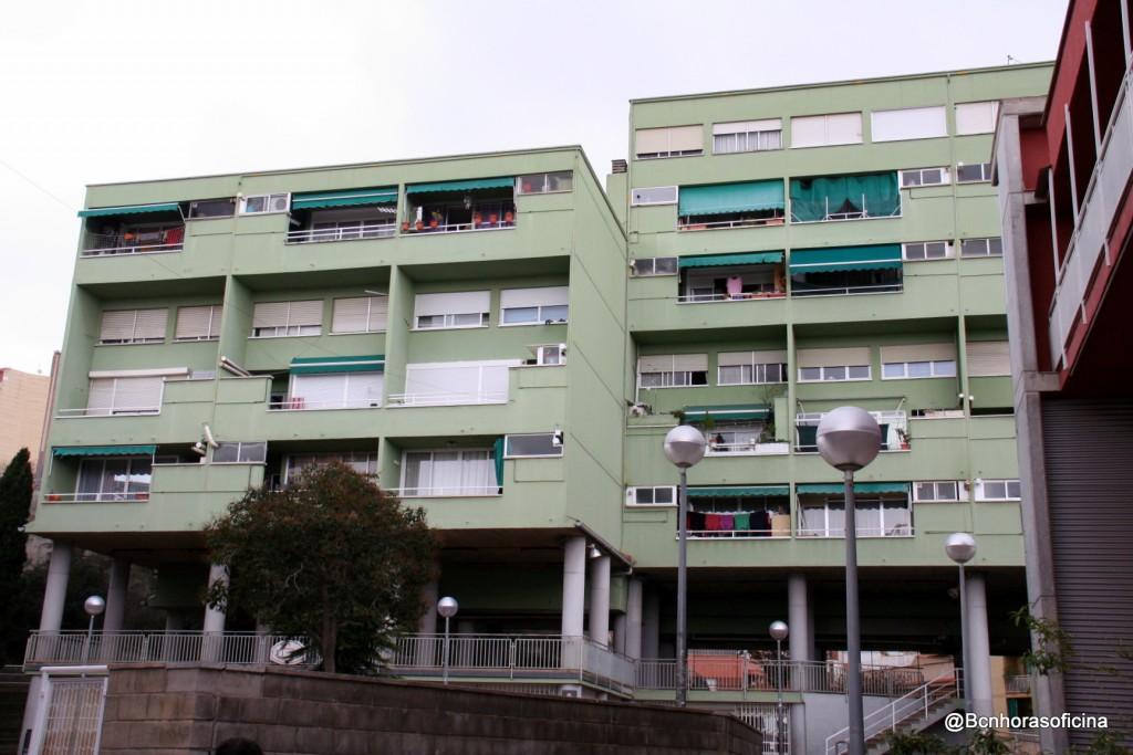 Los pisos verdes