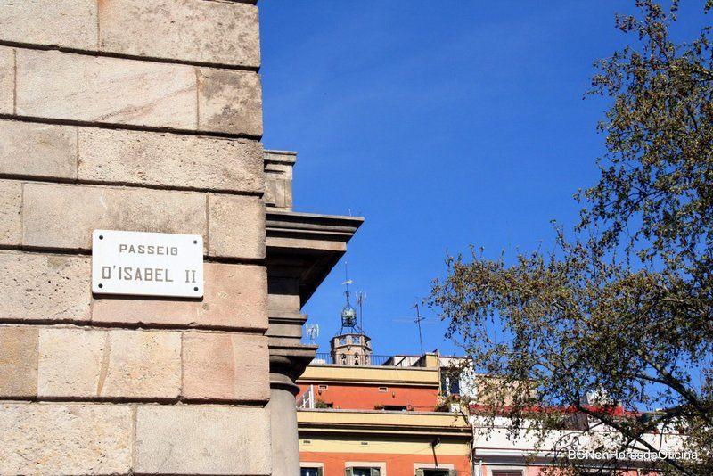 Calles con nombre de mujer