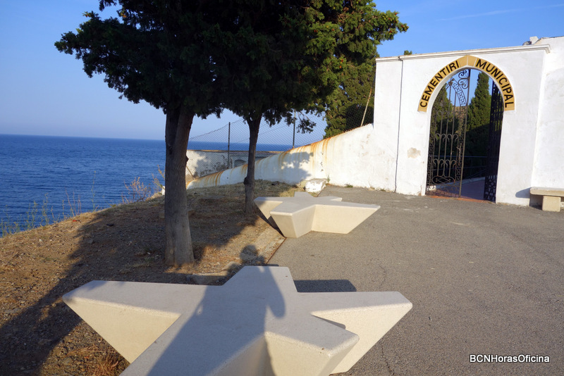 Cementerio municipal de Portbou