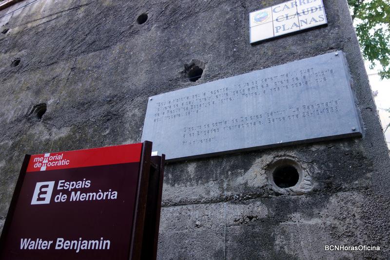 Placa conmemorativa
