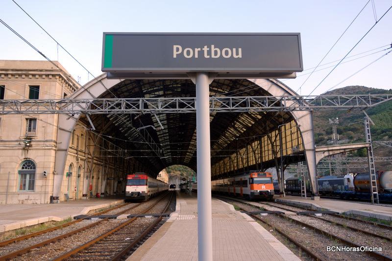 Estación internacional del ferrocarril