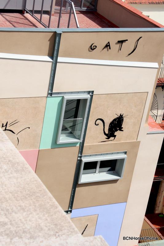 Els gats de Arnal Ballester