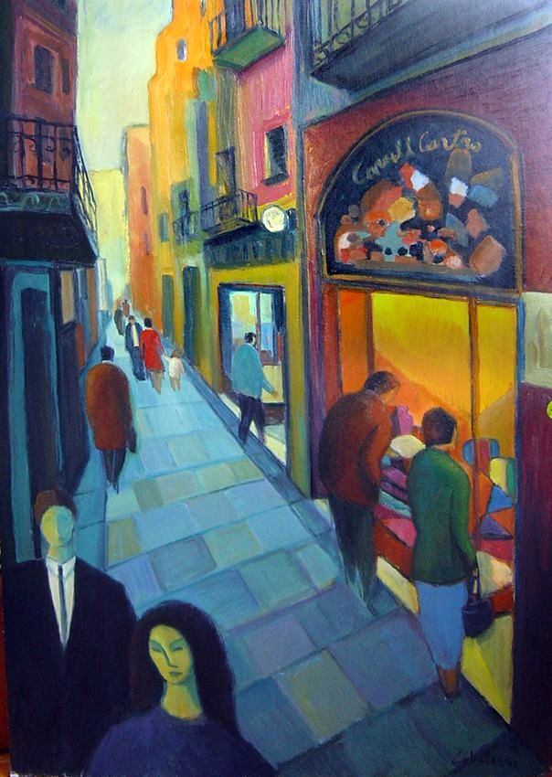 Calle Petrixol
