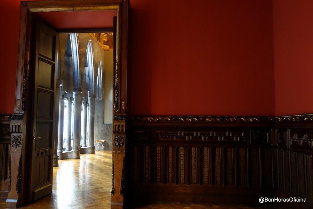 El Palau Güell, el Neuschwanstein que Gaudí regaló a Barcelona