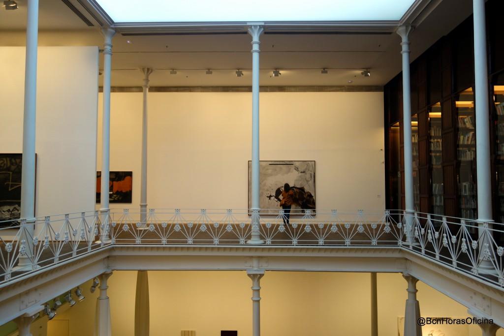 La Fundació Tàpies ocupa la antigua sede de la Editorial Montaner i Simon