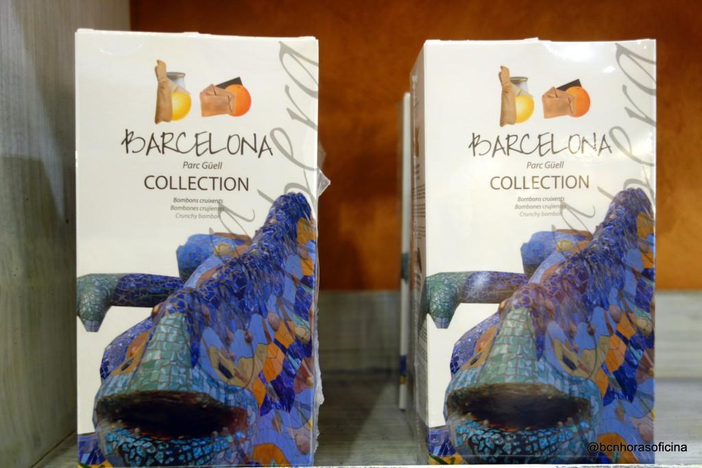 Un guiño a Barcelona
