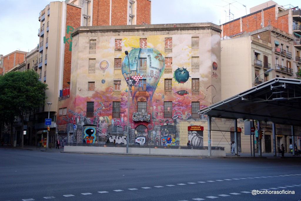 La Casa Tarragó, primer edificio del Eixample