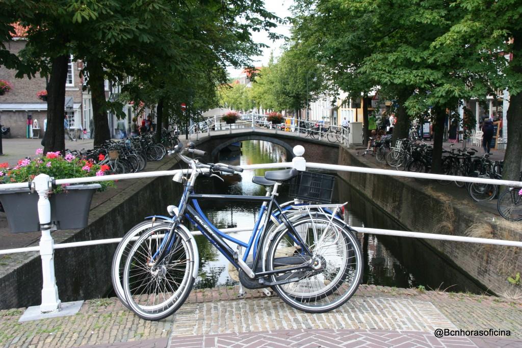 Ésta será mi gran amiga en el erasmus: la bicicleta