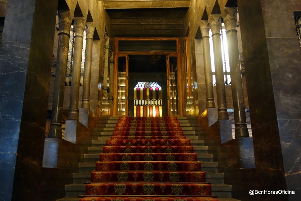 Un palacio abierto al interior
