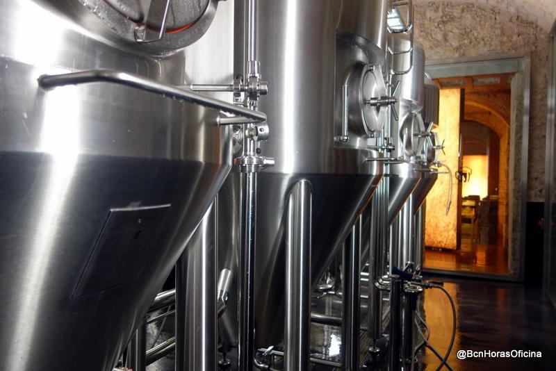 Tanques de fermentación