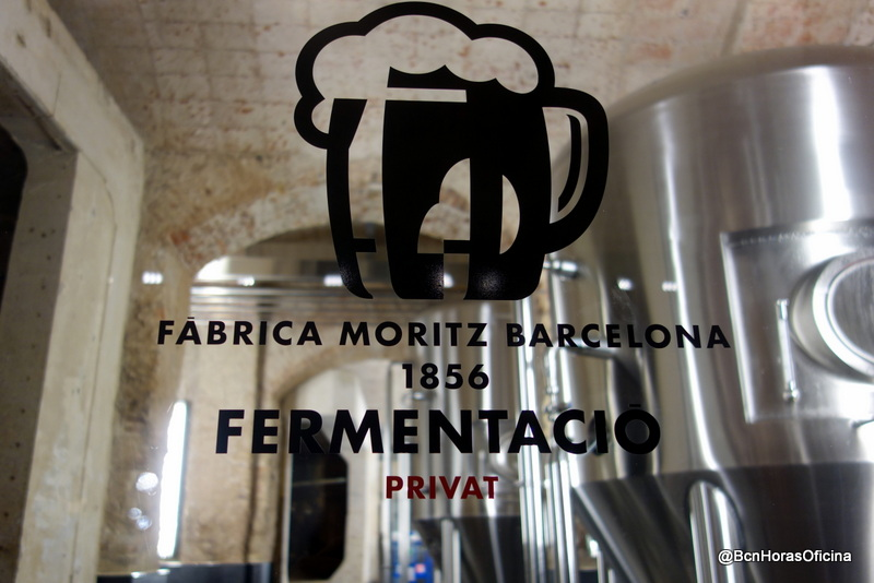 Sala de fermentación