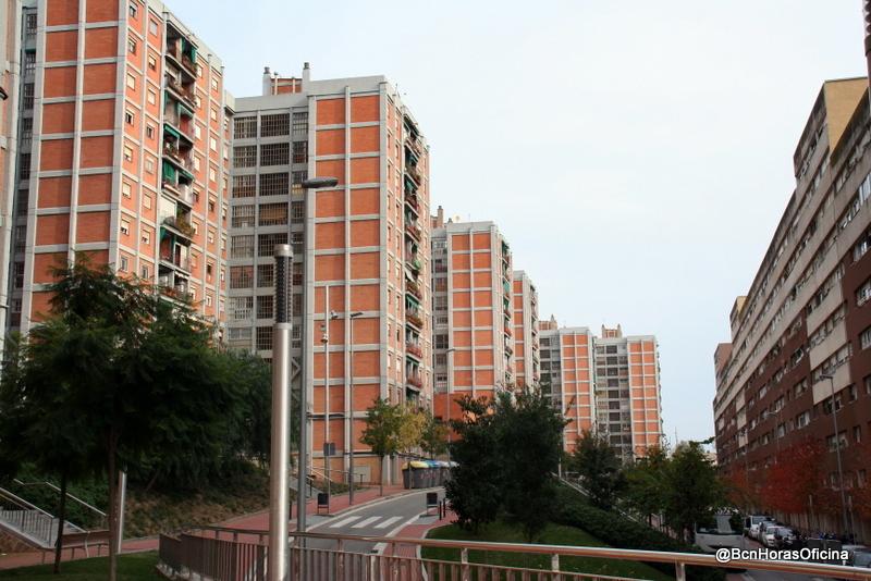 Bloques de edificios