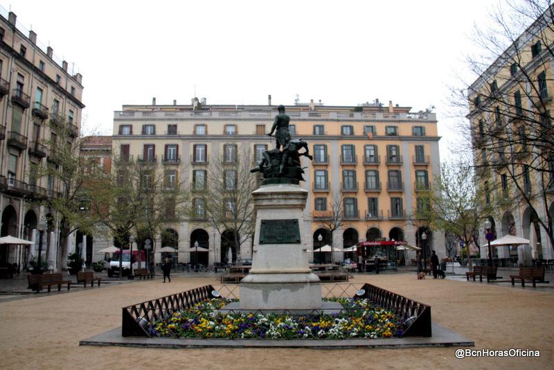 Plaça de la Independència