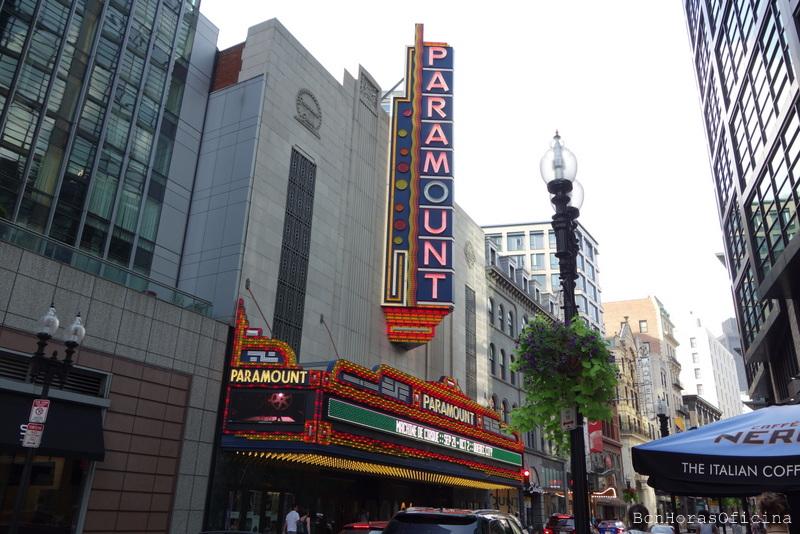 Theatre distric