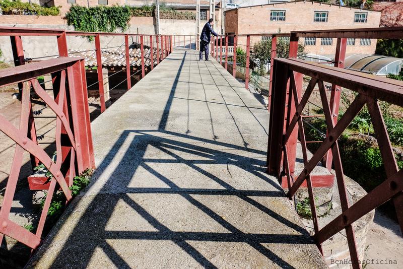 Pont de Can Mussons