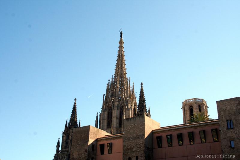 Paseo por Barcelona