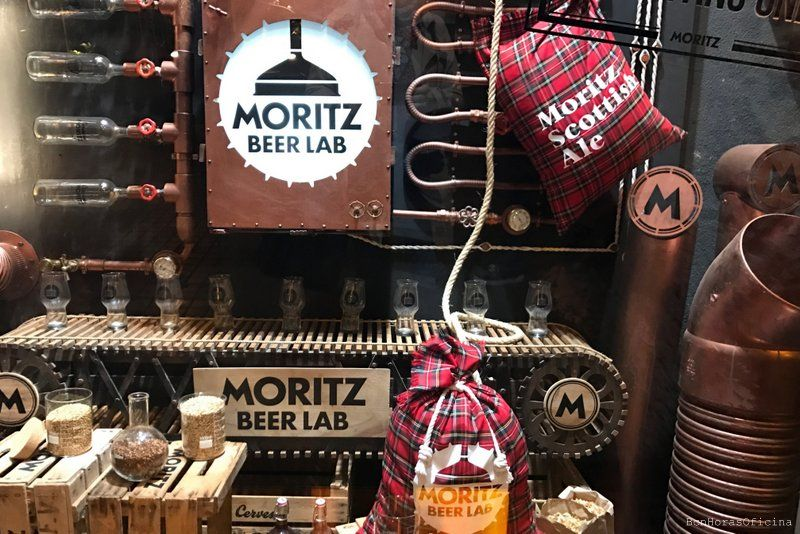 Mortiz Scottish Ale