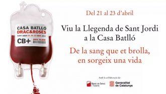 Casa Batlló Sant Jordi 2017
