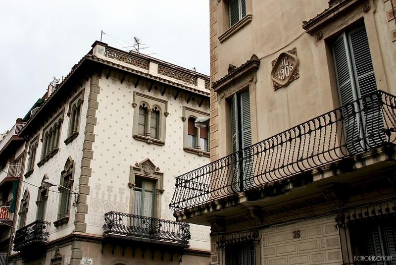 Modernismo de barrios altos